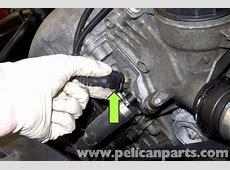 BMW E90 Engine Temperature Sensor Replacement E91, E92