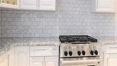 tile backsplash pictures of tile backsplashes in kitchens grey granite