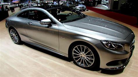 mercedes benz  class coupe  matic exterior