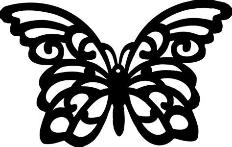 Black And White Wallpaper Images Free Photo Butterfly Flying Animal Wings Insect Silhouette Max Pixel