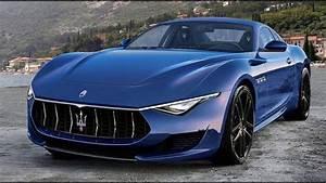2020 Maserati Alfieri new concept design, specification ...