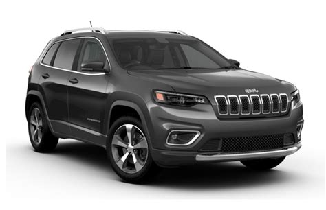 2019 Jeep Cherokee Lease (best Auto Lease Deals & Specials
