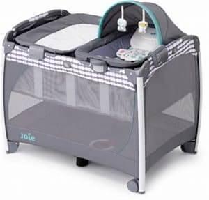 Lit Avec Table à Langer : joie un lit pliant avec une table langer et un transat babybed ~ Teatrodelosmanantiales.com Idées de Décoration