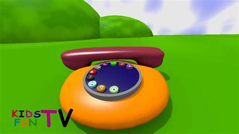 Kidsfuntv Phone  3d Hd Video For Kids Youtube