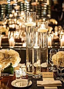 40, Chic, Romantic, Wedding, Ideas, Using, Candles