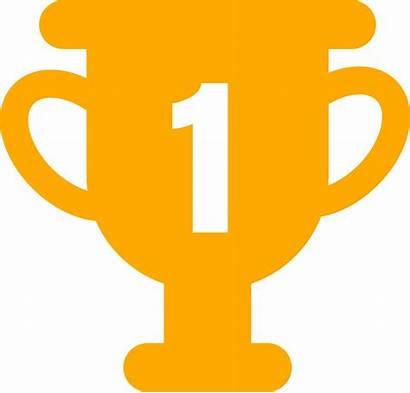 Cup Prize Clipart Icon Transparent Trophy Computer