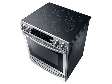 5.8 Cu. Ft. Slide-in Electric Range With Flex Duo Oven Ranges Heat Resistant Panels For Wood Stoves Efficient Burning Stove Insert How To Clean Whirlpool Electric Top Ecofan Fan It Works Gas Consumer Reports Pipe Cap 6 Bialetti Venus Induction Stovetop Espresso Maker Grates Cleaning