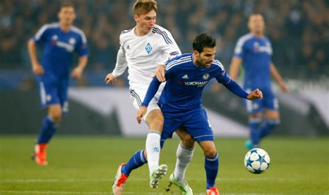 Chelsea Vs Dynamo Kiev Watch Live Telecast Online Of Uefa