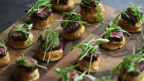 best canapes 5 of the best canapés to get tongues wagging