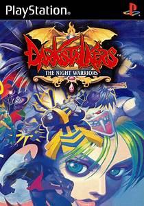 Darkstalkers The Night Warriors Encyclopedia Gamia