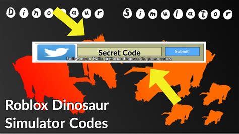 crazy dinosaur simulator codes roblox promo codes
