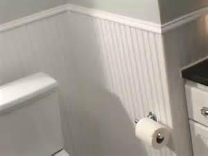Bathroom with Beadboard Wainscoting Ideas