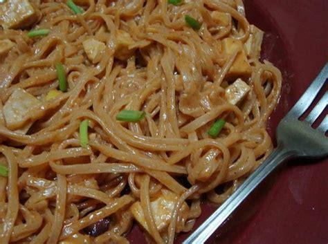 pad thai noodles easy vegetarian pad thai noodle recipe vegan gluten free option
