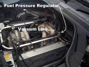 Photo Diy-fuel Pressure Regulator R  R M119 981 Engine