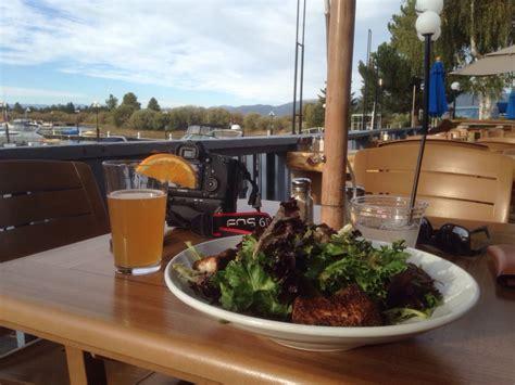 round table pizza south lake tahoe grilled mahi fresh ketch salad yelp