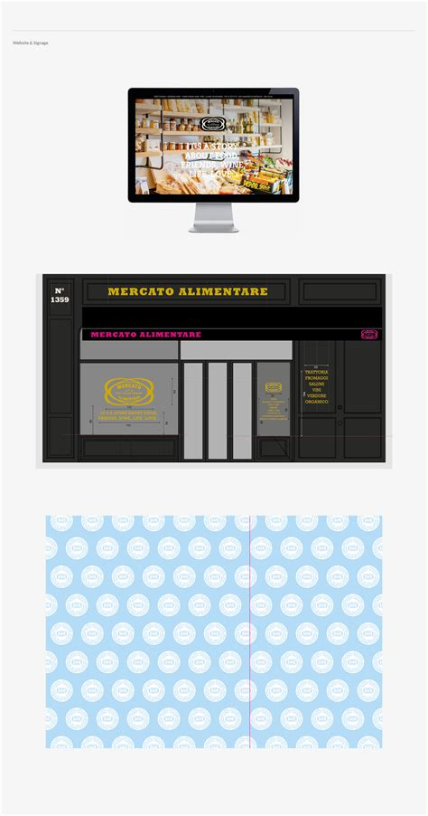 mercato alimentare mercato alimentare more graphic design