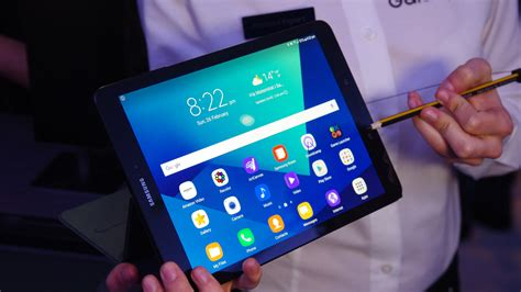 samsung galaxy tab s3 review on with the best