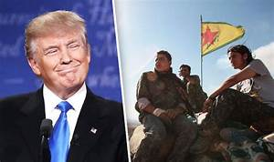 Syria: Donald Trump to arm anti-ISIS YPG fighters | World ...