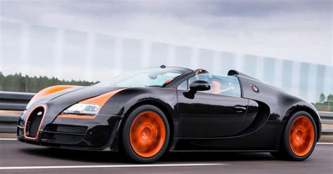 Bugati Car : A Bugatti Hypercar's Oil Change Costs As Much As Buying