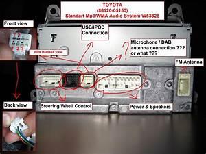 Upgrade Avensis T27 Standart Audio To Premium    Nearly