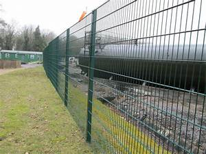 Wire Mesh Fencing | Hill Trident