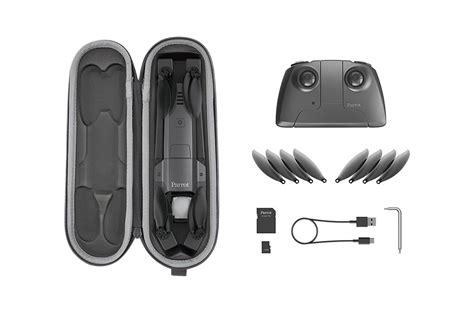 parrot anafi drone ultra compact flying  hdr camera dark grey droneworld