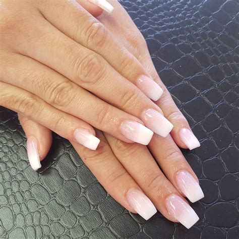 simply nails spa  twitter dip powder french ombre