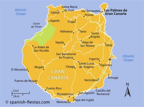 gran canaria travel guide spanish fiestas