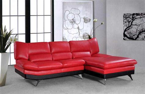 red sectional sleeper sofa vg 4 sectional sofa bright red leather sectionals