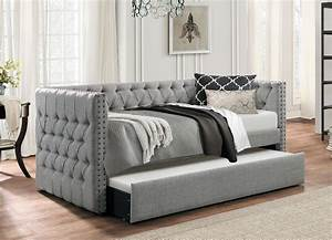 sofa trundle beds sofa bed brooklyn trundle santambrogio With daybed or sofa bed