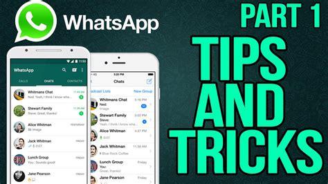 whatsapp tips and tricks technobezz