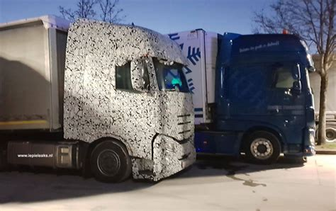iveco spotted iepieleaks