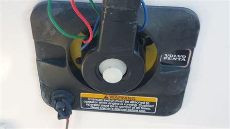 volvo penta foward reverse box  shift  gear