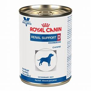 Royal Canin Veterinary Diet Canine Renal Support D Canned ...