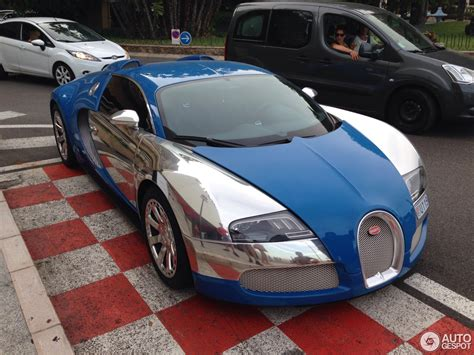 Bugatti Veyron Centenaire by Bugatti Veyron 16 4 Centenaire 26 July 2015 Autogespot