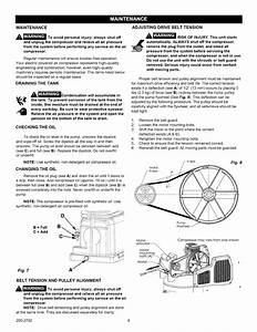 Page 9 Of Craftsman Air Compressor 921 16474 User Guide