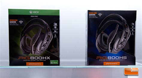Plantronics Unveils Three New RIG Gaming Headset Lines ...