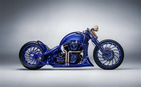 World's Most Expensive Bike Is A Custom Harley Davidson