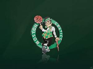 Boston Celtics Logo HD Wallpaper Wallpup com
