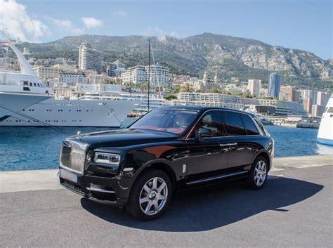 Rolls Royce For Rent by Rolls Royce Cullinan Rental