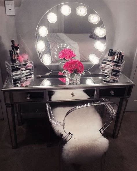 makeup desk with best 25 vanity with mirror ideas on pinterest makeup