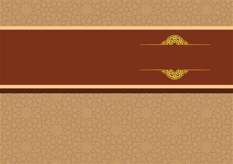 desain cover nuansa islam inidesain