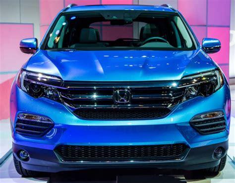 2020 Honda Pilot by 2020 Honda Pilot Review Price Specs Redesign Trucks