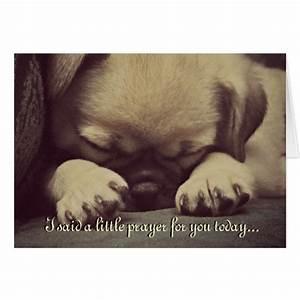 Cute Puppy Dog Get Well Soon Greeting Card | Zazzle
