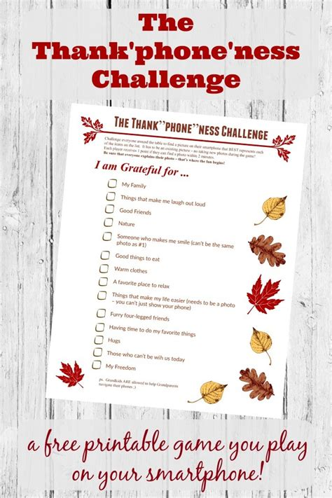 whats   phone thanksgiving game wfree printable