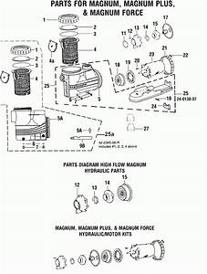 Jacuzzi Pool Pump Parts Diagram