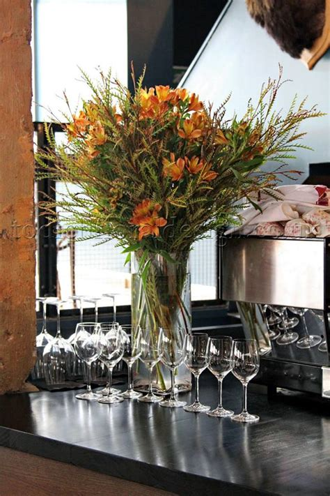home decor trends  autumn  corporate flower