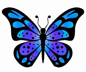 Butterfly clip art - Cliparting.com