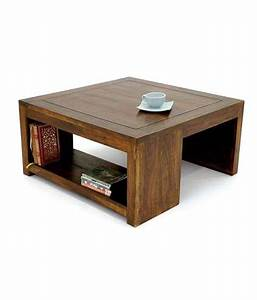 solid wood square coffee table buy solid wood square With real wood square coffee table