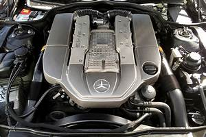 2003 Mercedes-benz Sl55 Amg Convertible